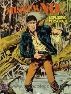 MISTER NO ( ZINCO ) ORIGINAL 1982 LOTE (Tebeos y Comics - Comics Colecciones y Lotes Avanzados)