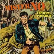 Cómics: MISTER NO ( ZINCO ) ORIGINAL 1982 LOTE. Lote 26639998