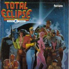 Cómics: TOTAL ECLIPSE ( PLANETA-DEAGOSTINI, FORUM ) ORIGINAL 1990 COMPLETA. Lote 26515632