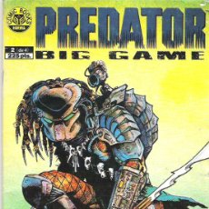 Cómics: PREDATOR - BIG GAME ( 2 DE 4) ***1992. Lote 7692508