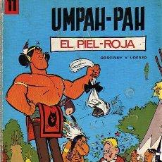 Cómics: COLECCION EPITOM EDITORIAL JAIMES Nº 11 UMPAH-PAH EL PIEL- ROJA. Lote 7710671