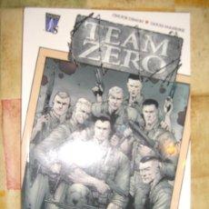 Comics : TEAM ZERO. DE NORMA EDITORIAL CJ 2. Lote 12925711