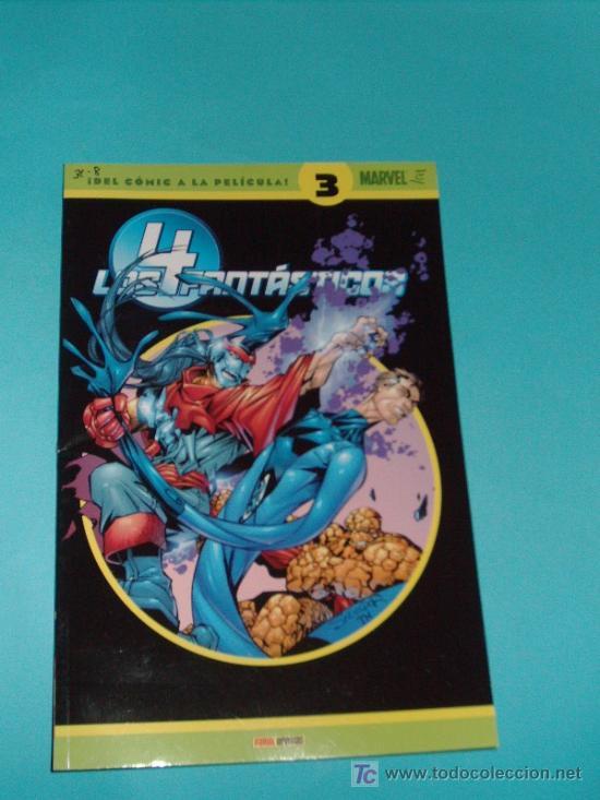 COMIC LOS 4 FANTASTICOS Nº3 (Tebeos y Comics Pendientes de Clasificar)