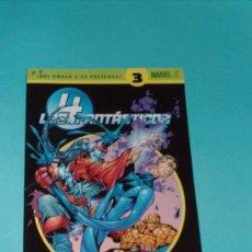 Cómics: COMIC LOS 4 FANTASTICOS Nº3. Lote 26018769