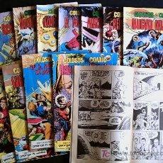 Fumetti: LUCHADORES DEL ESPACIO LA SAGA DE LOS AZNAR 1-2-3-4-5-6-7-8-9-10-11-12-13 Y 14 COMPLETA VALENCIANA. Lote 15466408