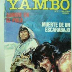 Cómics: + YAMBO NÚMERO 5 MUERTE DE UN ESCARABAJO. Lote 7910079