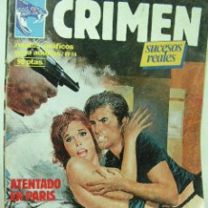 Cómics: + CRIMEN NÚMERO 14. Lote 7910083