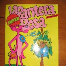 Cómics: LA PANTERA ROSA. Lote 25120596