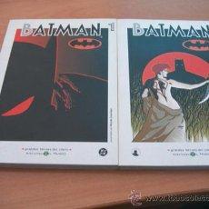 Cómics: LOTE BATMAN Nº 1 Y 3 ( COLECCION GRANDES HEROES DEL COMIC). Lote 11597658
