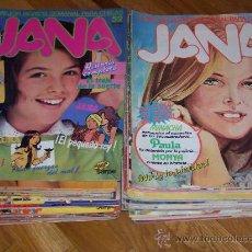 Cómics: JANA SARPE CASI COMPLETA DE PURITA CAMPOS 87 Nº. Lote 19571681