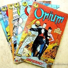 Cómics: OPIUM (COLECCIÓN COMPLETA). Lote 27448679