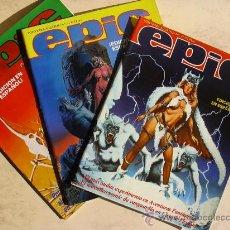 Cómics: EPIC (COLECCIÓN COMPLETA). Lote 27428873