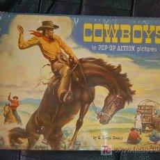 Cómics: POP UP COWBOYS. Lote 8175314