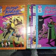 Fumetti: SLASH MARAD ¡COMPLETA! ZINCO. Lote 38366398