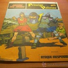 Cómics: PRINCIPE VALIENTE (HEROES DEL COMIC BURU LAN ) Nº 35. Lote 8343244