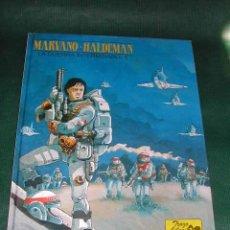 Cómics: LA GUERRA INTERMINABLE 1, DE MARVANO - HALDEMAN. Lote 122344878