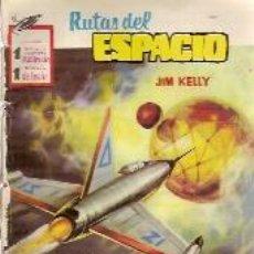 Cómics: RUTAS DEL ESPACIO Nº 2: REBELIÓN EN VENUS (BARCELONA, 1958). Lote 111975962