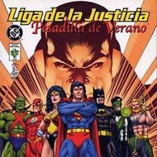 Cómics: J.L.A :LIGA DE JUSTICIA TOMOS Nº 0-1-2-3-4-5-6-7-8. Lote 26673853