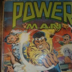 Cómics: POWERMAN ( SURCO ) ORIGINAL 1984 Nº.1 RETAPADO. Lote 26958332