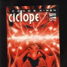 Comics : ICONOS X MEN CICLOPE. Lote 25167733