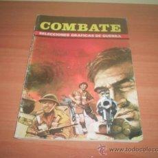 Cómics: COMBATE , SELECCIONES GRAFICAS DE GUERRA , DOS HISTORIAS. Lote 26736319