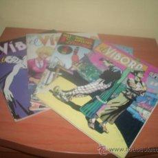 Cómics: LOTE DE 4 COMICS DE EL VIBORA. Lote 26918721