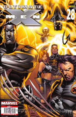 ULTIMATES X MEN VOLUMEN 1, COMPLETA (Tebeos y Comics - Comics Colecciones y Lotes Avanzados)