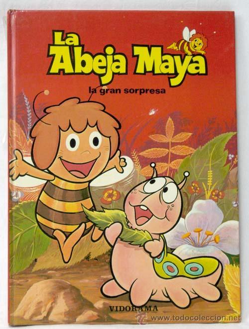 LA ABEJA MAYA LA GRAN SORPRESA Nº 3 EDITORIAL VIDORAMA 1978 (Tebeos y Comics Pendientes de Clasificar)