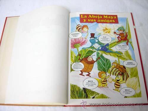 Cómics: La Abeja Maya La Gran Sorpresa Nº 3 Editorial Vidorama 1978 - Foto 3 - 252003020