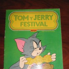Cómics: TOM Y JERRY. Lote 8917766