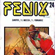 Cómics: FENIX Nº24 - ZANOTTO - E. BRECCIA - EDICIONES RECORD ESTILO SKORPIO. Lote 9028498