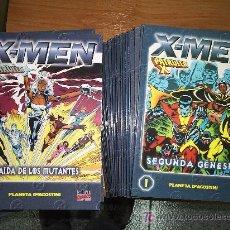 Cómics: X-MEN COLECCIONABLE ¡ COMPLETA 45 NUMEROS ! PLANETA. Lote 90617357