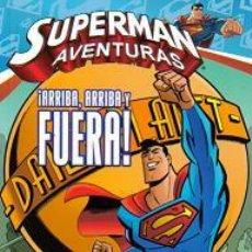 Cómics: SUPERMAN AVENTURAS (PLANETA-DEAGOSTINI) ORIGINAL 2006-2007 LOTE. Lote 26734766