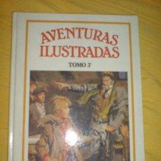 Cómics: AVENTURAS ILUSTRADAS TOMO III. Lote 9197069