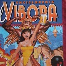 Cómics: ENCICLOPEDIA EL VIBORA ( 175, 176 Y 177). Lote 9370618
