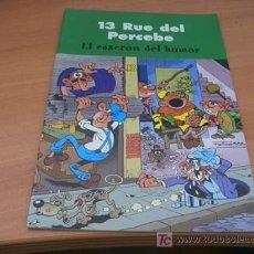Cómics: 13 DEL RUE PERCEBE ( EL CASERON DEL HUMOR ). Lote 9522197