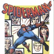 Cómics: SPIDERMAN 4. COLECCIÓN GRANDES HÉROES DEL CÓMIC. 194 PÁGINAS.. Lote 22932834