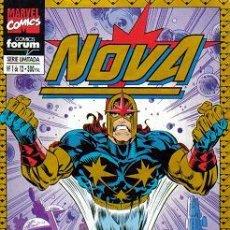 Cómics: NOVA ( PLANETA-DEAGOSTINI/FORUM ) ORIGINAL1994 LOTE. Lote 27393969