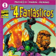 Cómics: LOS 4 FANTASTICOS VOL IV (FORUM) ORIGINAL 2001- 2002 COMPLETA. Lote 26515633