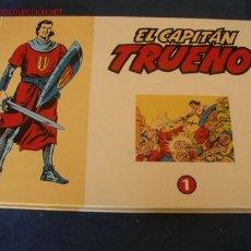Cómics: EL CAPITAN TRUENO-( FACSIMIL)- TOMO I - ( EL PERIODICO)- CON LOS 32 PRIMEROS Nº. DE LA COLECCIÓN. Lote 14990532
