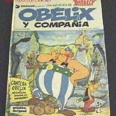 Cómics: CUENTO - ASTERIX - OBELIX Y COMPAÑIA - 1976 - 48 PAGINAS - 30 X 23 CMS. . Lote 27442141