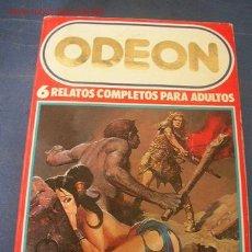 Cómics: ODEON- 6 RELATOS COMPLETOS PARA ADULTOS- VER FOTO. Lote 17050179