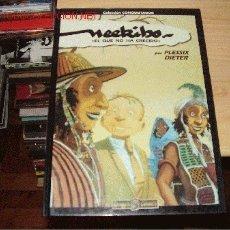 Cómics: COMIC FRANCOBELGA: NEEKIBO, EL QUE NO HA NACIDO. Lote 27637702