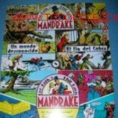 Cómics: MANDRAKE THE MAGICIAN.NºS 8 Y 9. LEE FALK Y PHIL DAVIS.. Lote 2390319