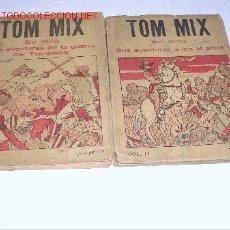 Fumetti: TOM MIX-- CAJA Nº1 CARTON. Lote 2635921