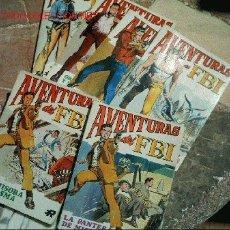 Cómics: AVENTURAS DEL FBY ROLLAN 1974, COLECCION A FALTA DE 2 Nº. Lote 26223647