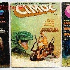 Cómics: TRES CIMOC. EDS DEL RIEGO.. Lote 27273033