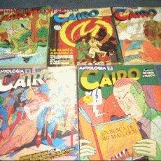 Cómics: CAIRO ANTOLOGIA RETAPADOS. Lote 24606782