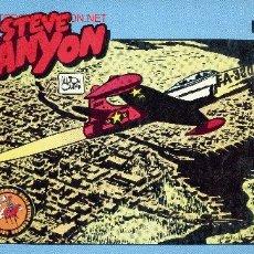 Cómics: STEVE CANYON. Nº 21. -MILTON CANIFF- ED. ESEUVE, 1990. (SEGUNDA GUERRA MUNDIAL). ENVÍO: 2,50 € *.. Lote 27280121