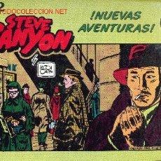 Cómics: STEVE CANYON. Nº 22 -MILTON CANIFF- ED. ESEUVE, 1990. (SEGUNDA GUERRA MUNDIAL). ENVÍO: 2,50 € *.. Lote 27280126